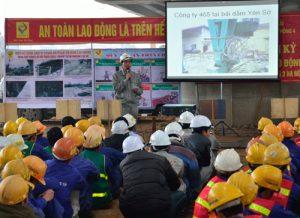 Tìm hiểu về huấn luyện an toàn lao động