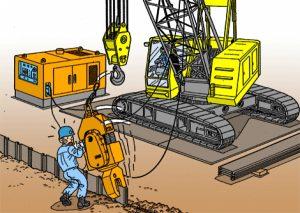 Vì sao nên huấn luyện an toàn khi sử dụng máy xây dựng?